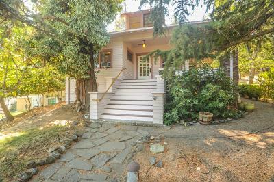 Ashland Single Family Home For Sale: 190 Vista Street