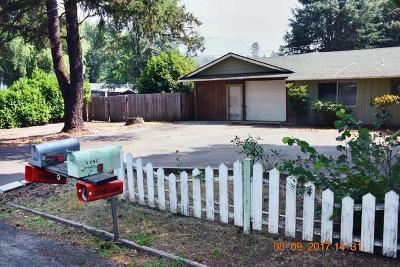 Grants Pass Single Family Home For Sale: 1745 Fruitdale Road