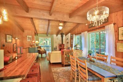 Selma Single Family Home For Sale: 158 Hogue Drive
