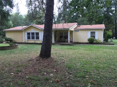 Jackson County, Josephine County Single Family Home For Sale: 7250 Takilma Road
