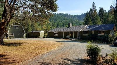 Rogue River Single Family Home For Sale: 5080 Pleasant creek Road