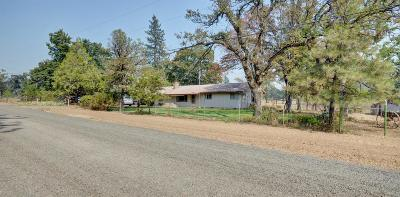 Gold Hill Single Family Home For Sale: 168 Rock Creek Rd Road