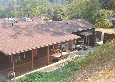 Grants Pass Single Family Home For Sale: 996 Fish Hatchery Road
