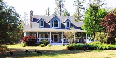 Josephine County Single Family Home For Sale: 151 Hartsfield Lane