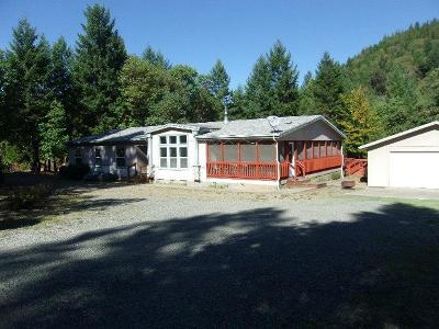 Josephine County Single Family Home For Sale: 5166 Thompson Creek Road