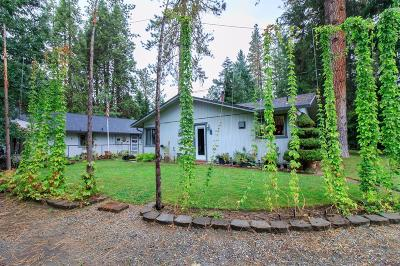 Rogue River Single Family Home For Sale: 8057 E Evans Creek Road