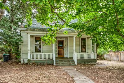 Ashland Single Family Home For Sale: 489 Allison Street