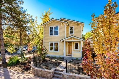 Ashland Single Family Home For Sale: 292 B Street