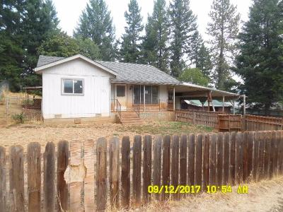 Butte Falls Single Family Home For Sale: 432 Bluff