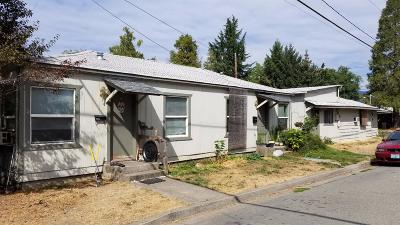 Grants Pass Multi Family Home For Sale: 504 11th Street