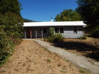 Wolf Creek Single Family Home For Sale: 449 Coyote Creek Road