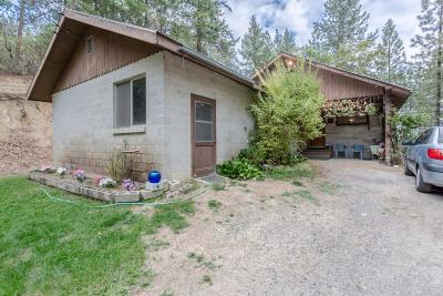 Central Point Single Family Home For Sale: 3353 Old Military Road