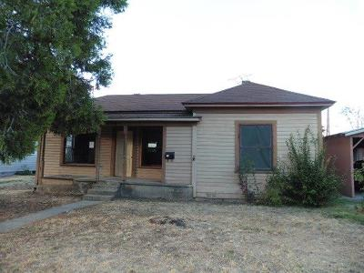 Jackson County, Josephine County Single Family Home For Sale: 1212 W 10th Street