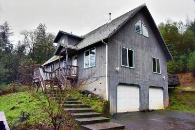 Grants Pass Single Family Home For Sale: 1125 Sleepy Hollow Loop