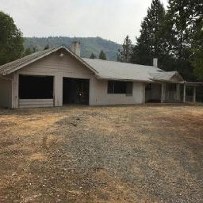 Grants Pass Single Family Home For Sale: 4783 Cloverlawn Drive