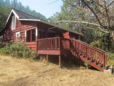 Josephine County Single Family Home For Sale: 2389 Lower Wolf Creek Road