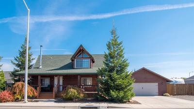 white city Single Family Home For Sale: 7914 Timberline Road