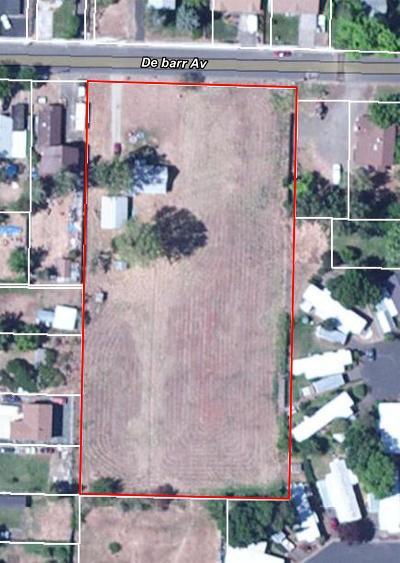 Jackson County, Josephine County Single Family Home For Sale: 252 De Barr Avenue