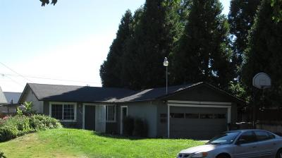 Grants Pass Single Family Home For Sale: 709 NW D Street
