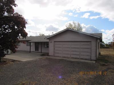 Central Point Single Family Home For Sale: 6941 Pinehurst Street