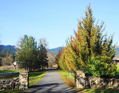 Grants Pass Single Family Home For Sale: 5732 Hugo Road