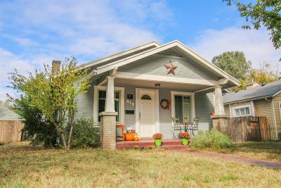 Single Family Home For Sale: 819 Sherman Street