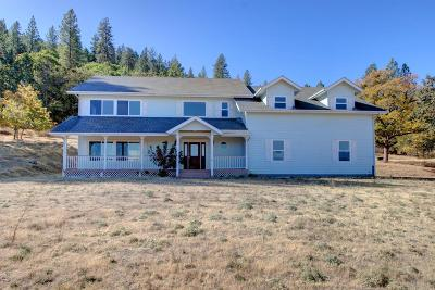 Central Point Single Family Home For Sale: 5753 Old Stage Road