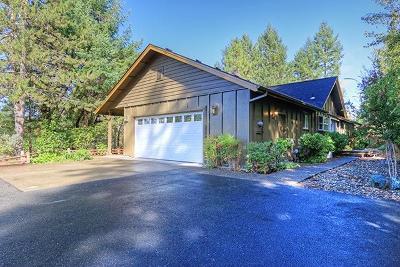 Josephine County Single Family Home For Sale: 1601 Hugo Road