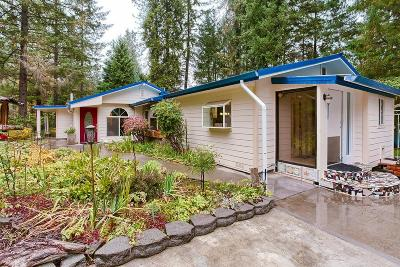 Rogue River Single Family Home For Sale: 1282 Pleasant Creek Road