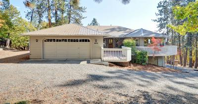 Central Point Single Family Home For Sale: 2634 Old Military Road