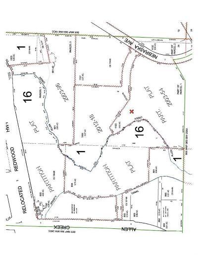 Josephine County Residential Lots & Land For Sale: Nebraska Avenue