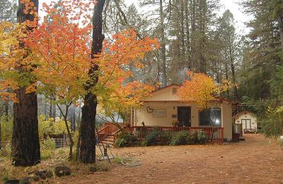 Wolf Creek Single Family Home For Sale: 1100 Placer Road