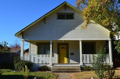 Single Family Home For Sale: 426 S Ivy Street