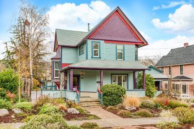 Ashland Single Family Home For Sale: 59 Sixth Street