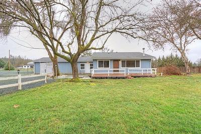 Josephine County Single Family Home For Sale: 1836 Carton Way
