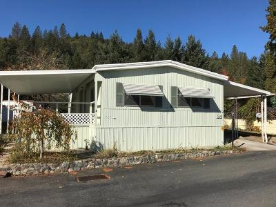 Rogue River Mobile Home For Sale: 315 W Evans Creek Road #34