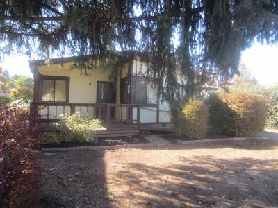 Grants Pass Single Family Home For Sale: 1063 Aspen Way