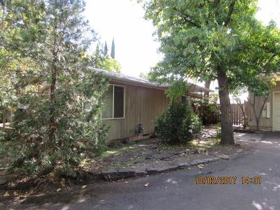Ashland Single Family Home For Sale: 610 Chestnut Street