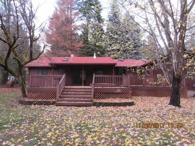Trail Single Family Home For Sale: 24800 Highway 62