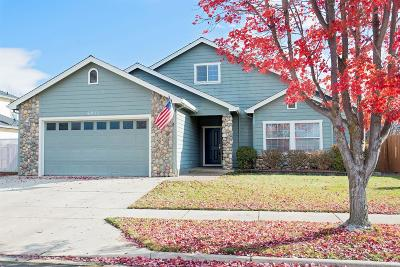 Single Family Home For Sale: 2033 Fallen Leaf Drive