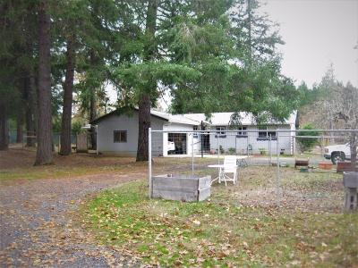 Jackson County, Josephine County Single Family Home For Sale: 4563 Dick George Road