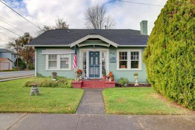 Medford OR Single Family Home For Sale: $179,900