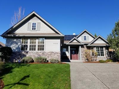 Single Family Home For Sale: 3903 Fieldstone Drive