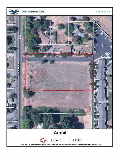 Jackson County, Josephine County Residential Lots & Land For Sale: 3010 Table Rock Road