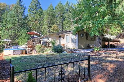 Grants Pass Single Family Home For Sale: 410 W Pickett Creek Road