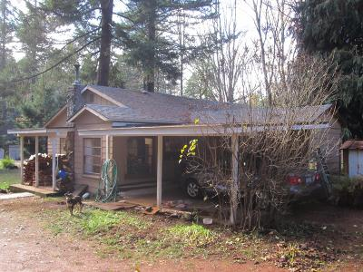 Cave Junction OR Single Family Home For Sale: $160,000