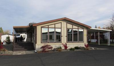 Grants Pass OR Mobile Home For Sale: $69,900