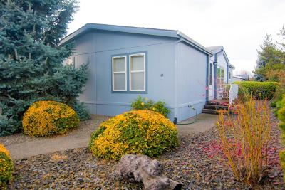 Grants Pass OR Mobile Home For Sale: $62,500