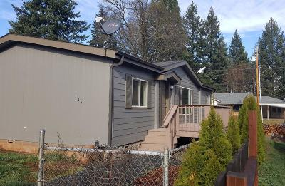 Butte Falls Single Family Home For Sale: 445 Fee Street