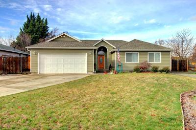 Central Point Single Family Home For Sale: 1145 Wedgewood Drive